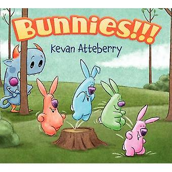 Konijnen! door Kevan Atteberry - Kevan Atteberry - 9780062307835 boek