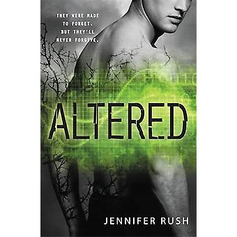 Altered by Jennifer Rush - 9780316197090 Book
