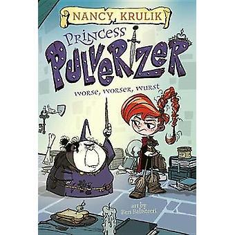 ما هو أسوأ--رسر-وورست #2 من نانسي كروليك-كتاب 9780515158342