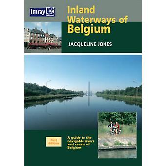 Inland Waterways of Belgium by Jacqueline Jones - 9780852887608 Book