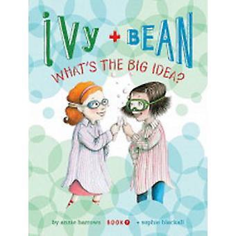 Ivy en Bean 7 door Annie Barrows - Sophie Blackall - 9781452102368 boek