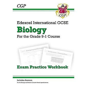 New Grade 9-1 Edexcel International GCSE Biology - Exam Practice Workb