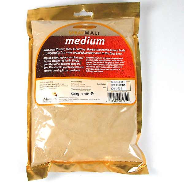 Muntons Spraymalt - Medium 500g