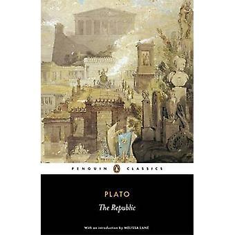 Republika przez Platona - Melissa Lane - Desmond Lee - 9780140455113 Bo