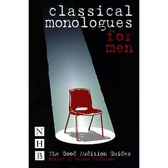 Classical Monologues for Men by Marina Caldarone - 9781854598691 Book