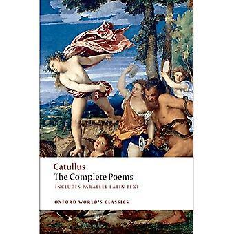 Wierszy Katullusa (Oxford światowej klasyki)