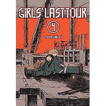 Última turnê meninas, Vol. 4