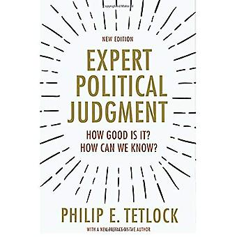 Jugement d'expert politique