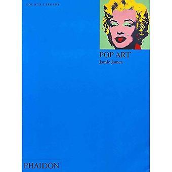 Pop Art (Phaidon couleur Library)