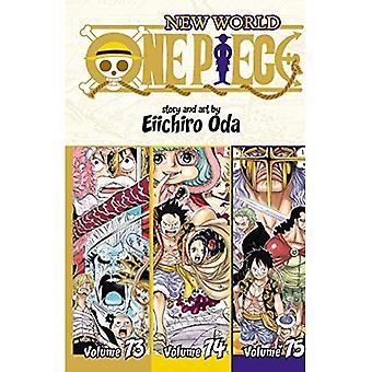 One Piece (Omnibus Ausgabe), Bd. 25