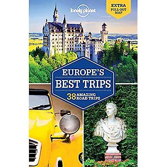 Lonely Planet Europe's Best Trips - Travel Guide