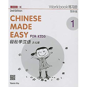 Chinese Made Easy voor Kids Vol. 1 - werkmap