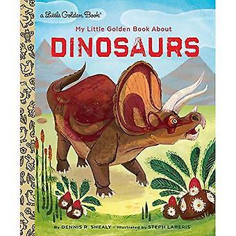 Mon petit livre d'or sur les dinosaures (petit livre d'or)