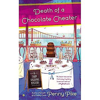 Death of a Chocolate Cheater: A Food Festival Mystery