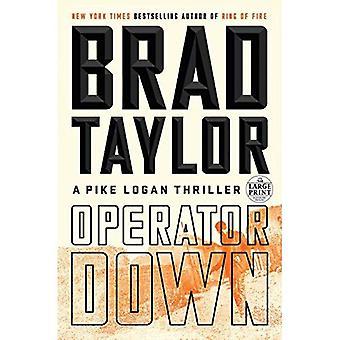 Operator Down: A Pike Logan Thriller (Pike Logan Thriller)