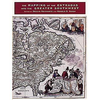 Il Mapping del Entradas superiore sud-ovest
