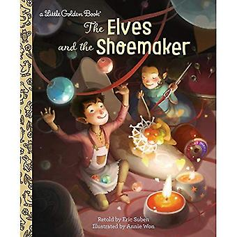 The Elves and the Shoemaker (Little Golden Book)