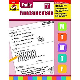 Daily Fundamentals, Grade 1� (Daily Fundamentals)