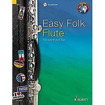 Easy Folk Flute (Schott World Music)