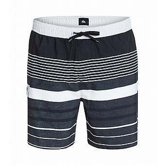 YG Stripe Volley Mid Length Board Shorts
