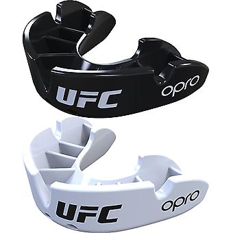 OPRO UFC Junior Bronze Training Level Self-Fit Gel Comfort Mouthguard