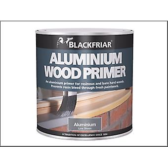 Blackfriar Wood Primer Aluminium 500ml