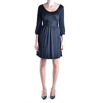 Se av Chloé svart sidenklänning