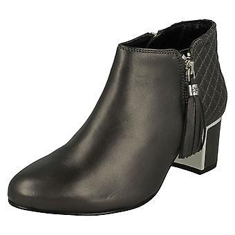 Ladies Van Dal Smart Ankle Boots Arial III