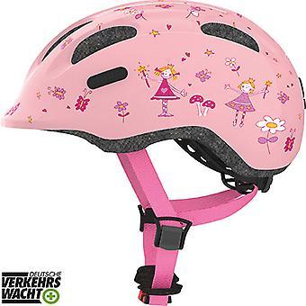Abus Smiley 2.0 Kinder-Fahrradhelm // rose princess