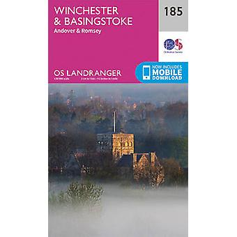 Winchester & Basingstoke - Andover & Romsey (February 2016 ed) by Ord