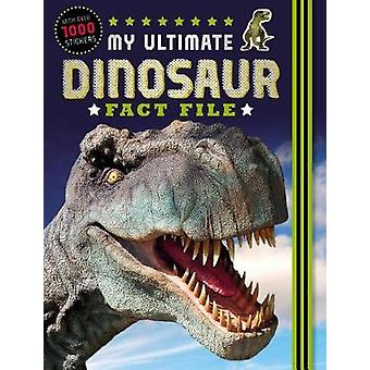 Ultimate Sticker File - Dinosaur by Thomas Nelson - 9781785982545 Book