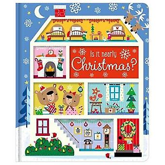 Is it Nearly Christmas? by Stuart Lynch - 9781786923042 Book