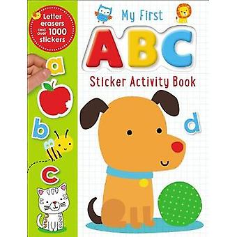 Sticker Books My First ABC Activity Book by Thomas Nelson - 978178598