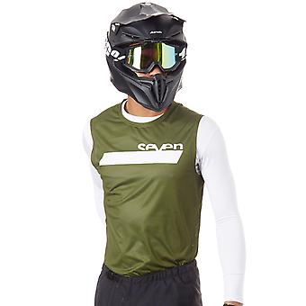 Seven MX Olive-White 2018 Zero Neo Over - Limited Edition MX Jersey