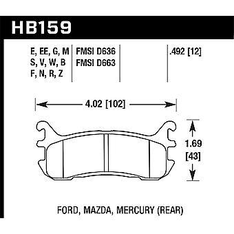 Hawk Performance HB159B. 492 HPS 5,0