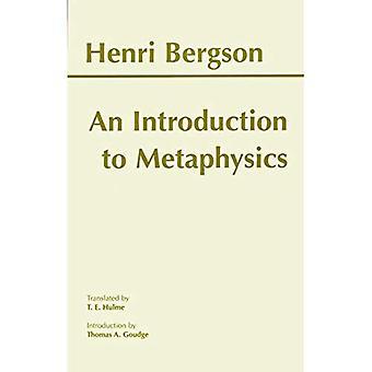 Eine Einführung in die Metaphysik