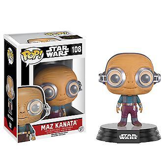 Star Wars Maz Kanata Episode VII the Force Awakens Pop!