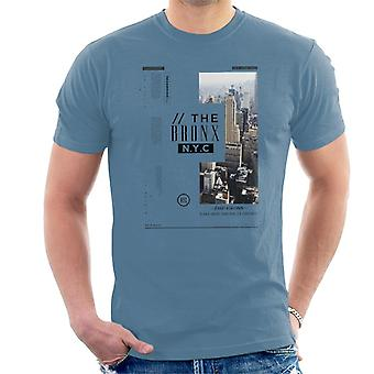 Divide & Conquer The Bronx NYC Men's T-Shirt