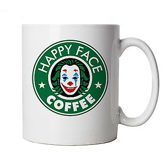 Happy Face Coffee Movie Inspired, Mug | TV & Movie Cup Gift