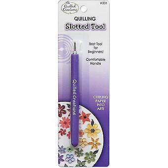 Quilling Slotted Tool 301