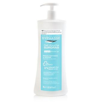 Byphasse Dermo Moisturizing Gel With Pump Oil 1L