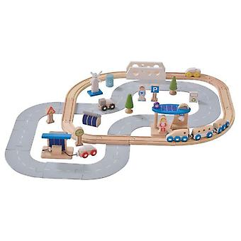 EverEarth The City Train Set (Kids , Toys , Vehicles , Tracks and circuits)