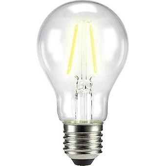 LED E27 Arbitrary 6 W = 60 W Warm white (Ø x L) 60 mm x 105 mm EEC: A++ Sygonix Filament 1 pc(s)