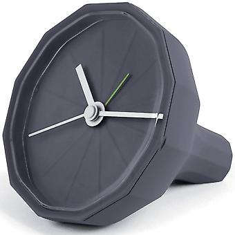 Grey Lexon Babylon Alarm Clock