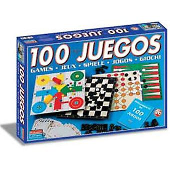 Falomir 100 Games Gathered (Kids , Toys , Table games , Others)