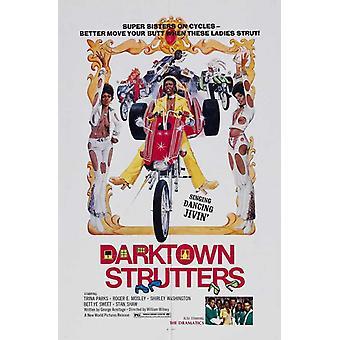 Darktown 手紙を書いてきた映画ポスター印刷 (27 × 40)