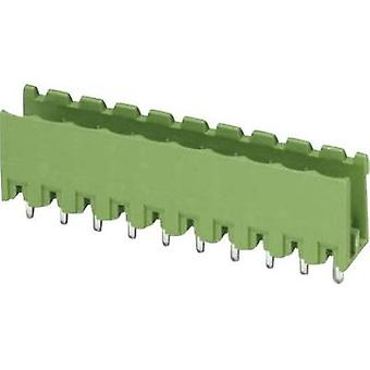 Pin enclosure - PCB MSTBV Total number of pins 7 Phoenix Contact 1758063 Contact spacing: 5.08 mm 1 pc(s)