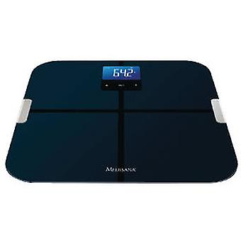 Medisana Personal Bmi Scale Bluetooth 4.0 180 Kg Black