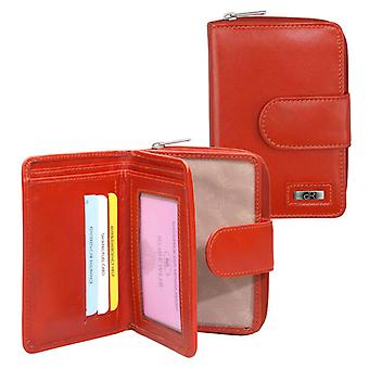 Dr Amsterdam ladies wallet Pompia Tangerine Tango Orange