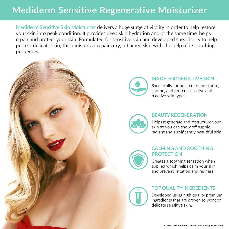 Sensitive Regenerative Moisturizer